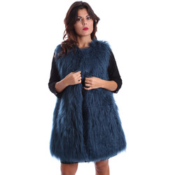 Vêtements Femme Manteaux Gazel AB.CS.GL.0001 Bleu