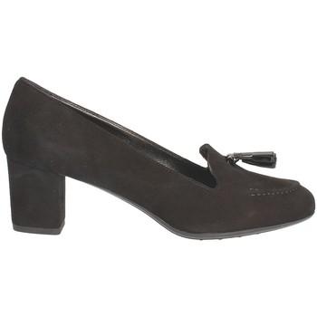 Chaussures Femme Mocassins Grace Shoes 206 Noir