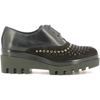 Chaussures Femme Richelieu Soldini 20030-2 Noir