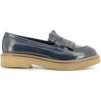 Chaussures Femme Mocassins Soldini 20027-2 Bleu