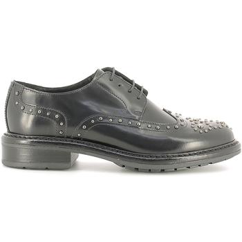 Chaussures Femme Derbies Soldini 19963-B Noir