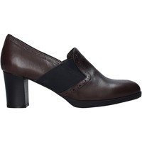 Chaussures Femme Chaussons Melluso X5603 Marron