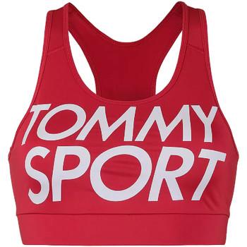 Vêtements Femme Brassières de sport Tommy Hilfiger S10S100070 Rouge