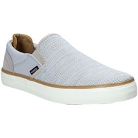 Chaussures Homme Slip ons Wrangler WM91122A Gris