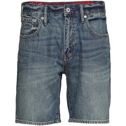Vêtements Homme Shorts / Bermudas Superdry M71001WT Bleu
