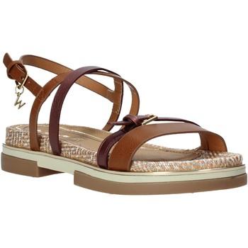 Chaussures Femme Sandales et Nu-pieds Wrangler WL01584A Beige