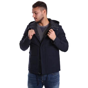 Vêtements Homme Doudounes Antony Morato MMCO00424 FA600100 Bleu