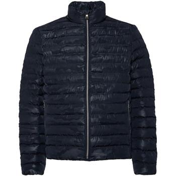 Vêtements Homme Doudounes Geox M8428F TF247 Bleu