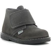 Chaussures Enfant Boots Melania ME1006B6I.D Gris