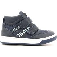 Chaussures Enfant Baskets montantes Melania ME1170B6I.B Bleu