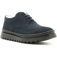Chaussures Garçon Derbies Melania ME6073F6I.D Bleu