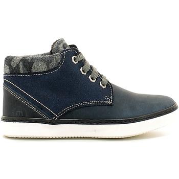 Chaussures Enfant Boots Melania ME6072F6I.A Bleu
