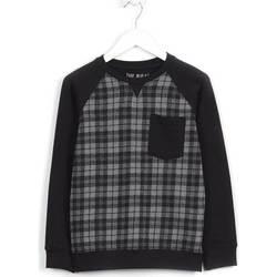 Vêtements Enfant Sweats Losan 623 6004AA Noir