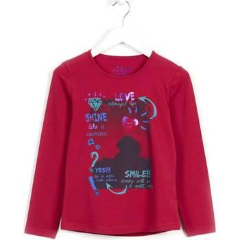 Vêtements Fille Sweats Losan 624 1028AB Violet
