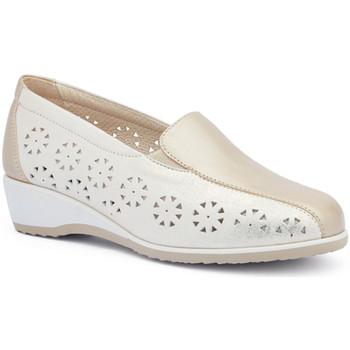 Chaussures Femme Mocassins Susimoda 4412 Orange