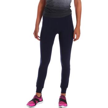 Vêtements Femme Leggings Key Up 5LI21 0001 Bleu