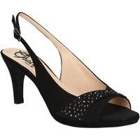 Chaussures Femme Sandales et Nu-pieds Grace Shoes 2068 Noir