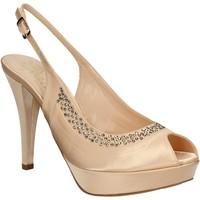 Chaussures Femme Sandales et Nu-pieds Grace Shoes 2046 Orange
