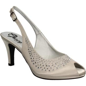 Chaussures Femme Sandales et Nu-pieds Grace Shoes 3025 Gris