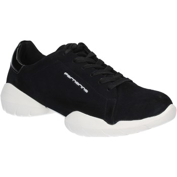 Chaussures Femme Baskets basses Fornarina PE17BQ9506S000 Noir