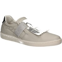 Chaussures Femme Slip ons Keys 5058 Blanc