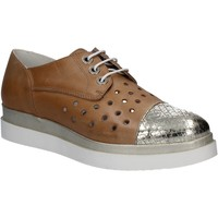 Chaussures Femme Derbies Keys 5107 Marron
