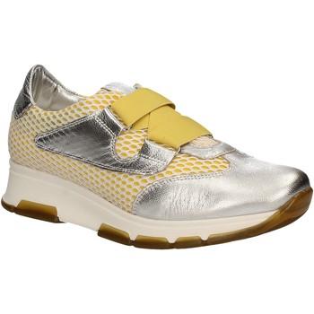 Chaussures Femme Baskets basses Keys 5183 Jaune