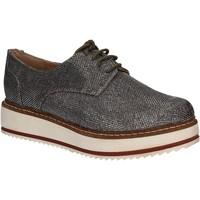 Chaussures Femme Derbies Exé Shoes E17007232R11 Argent
