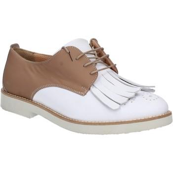 Chaussures Femme Derbies Maritan G 111434 Blanc