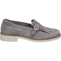 Chaussures Femme Mocassins Maritan G 160489 Gris