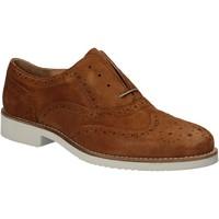 Chaussures Femme Derbies Maritan G 140564 Marron