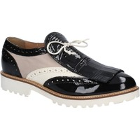 Chaussures Femme Derbies Maritan G 160758 Noir