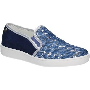 Chaussures Femme Slip ons Keys 5051 Bleu