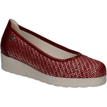 Chaussures Femme Ballerines / babies Keys 5125 Rouge