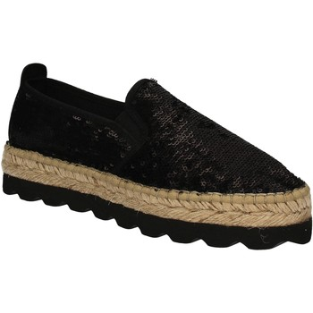 Chaussures Femme Espadrilles Keys 5346 Noir