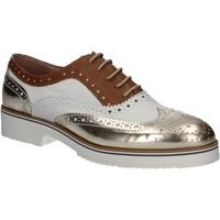 Chaussures Femme Richelieu Mally 5813 Orange
