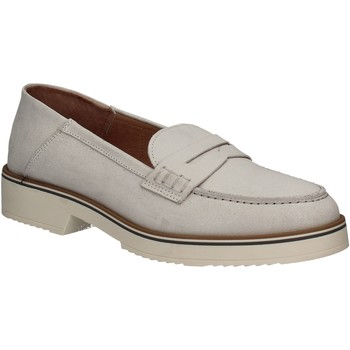 Chaussures Femme Mocassins Mally 5876 Argent