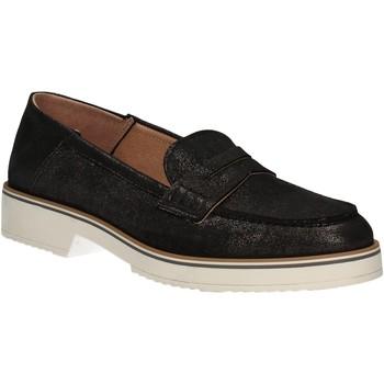 Chaussures Femme Mocassins Mally 5876 Noir