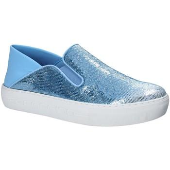 Chaussures Femme Slip ons Fornarina PE17YM1002V011 Bleu
