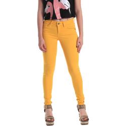 Vêtements Femme Jeans skinny Fornarina BE171L37D86846 Jaune