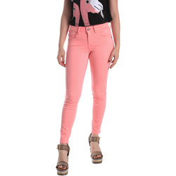 Vêtements Femme Jeans skinny Fornarina BE171L46D86868 Rose