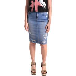 Vêtements Femme Jupes Fornarina BE172B88D873DA Bleu