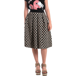Vêtements Femme Jupes Fornarina BE172B91O06900 Noir