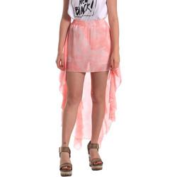 Vêtements Femme Jupes Fornarina BE172C07CA11C5 Rose