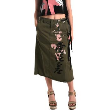 Vêtements Femme Jupes Fornarina BE172C10G29231 Vert
