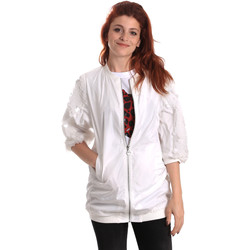 Vêtements Femme Coupes vent Fornarina BE173C31N30009 Blanc