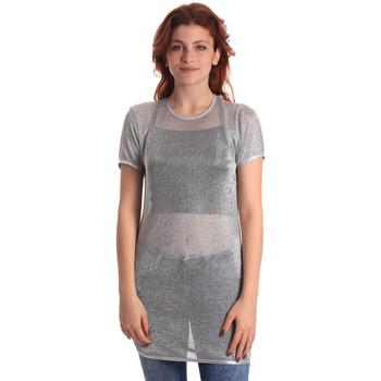 Vêtements Femme Tops / Blouses Fornarina BE175J69H27090 Gris