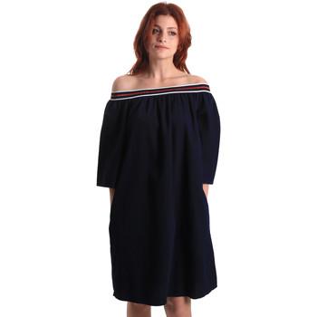 Vêtements Femme Robes courtes Fornarina BE178D60D883NT Bleu