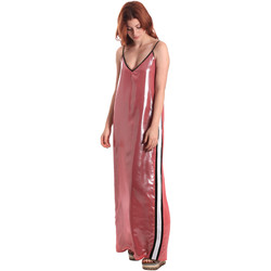 Vêtements Femme Robes longues Fornarina BE178D61CA05E9 Rose