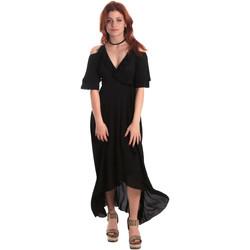 Vêtements Femme Robes longues Fornarina BE178D69CA2000 Noir